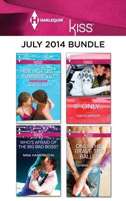 Harlequin KISS July 2014 Bundle