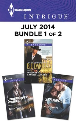 Harlequin Intrigue July 2014 - Bundle 1 of 2