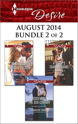 Harlequin Desire August 2014 - Bundle 2 of 2
