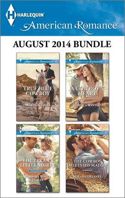 Harlequin American Romance August 2014 Bundle