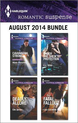 Harlequin Romantic Suspense August 2014 Bundle