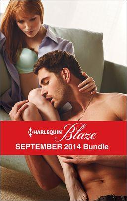 Harlequin Blaze September 2014 Bundle
