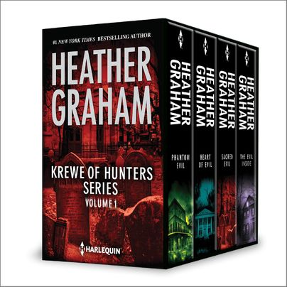 Heather Graham Krewe of Hunters Series Volume 1