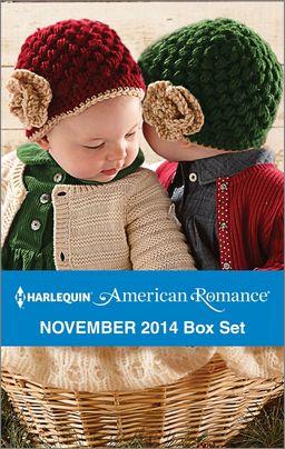 Harlequin American Romance November 2014 Box Set