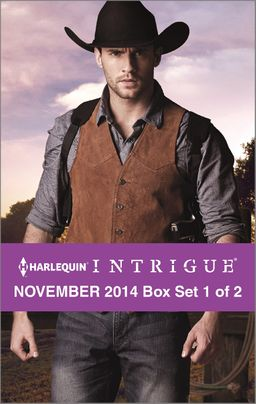 Harlequin Intrigue November 2014 - Box Set 1 of 2