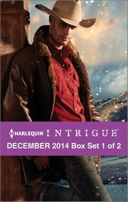 Harlequin Intrigue December 2014 - Box Set 1 of 2