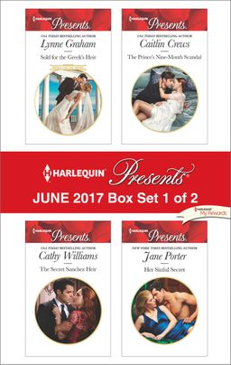 Harlequin Presents June 2017 - Box Set 1 of 2