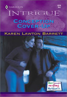 Harlequin Conception Cover Up