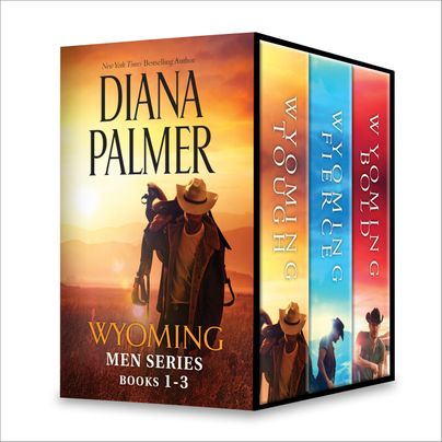 Diana Palmer Wyoming Men Series Books 1-3
