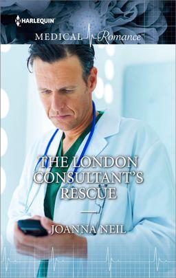 The London Consultant's Rescue