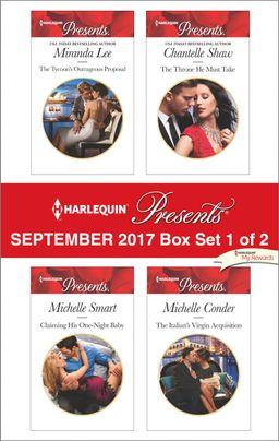 Harlequin Presents September 2017 - Box Set 1 of 2
