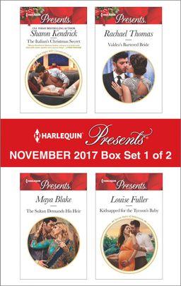 Harlequin Presents November 2017 - Box Set 1 of 2
