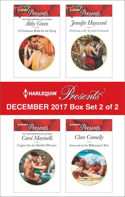 Harlequin Presents December 2017 - Box Set 2 of 2