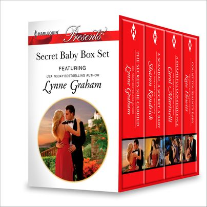 Secret Baby Box Set