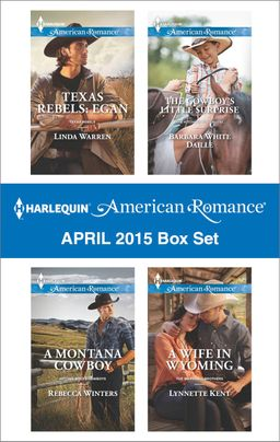 Harlequin American Romance April 2015 Box Set