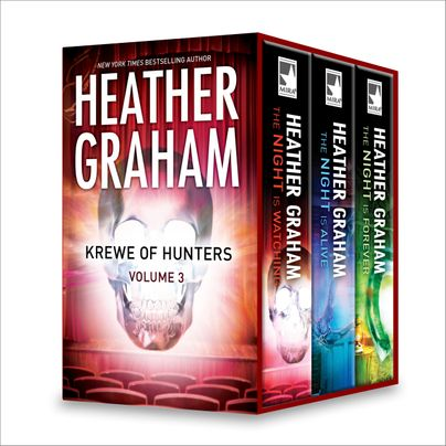 Krewe of Hunters Series Volume 3