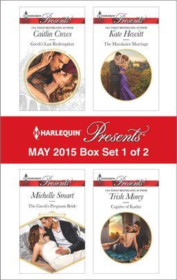Harlequin Presents May 2015 - Box Set 1 of 2