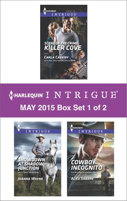 Harlequin Intrigue May 2015 - Box Set 1 of 2