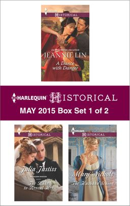 Harlequin Historical May 2015 - Box Set 1 of 2