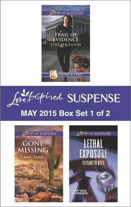 Love Inspired Suspense May 2015 - Box Set 1 of 2