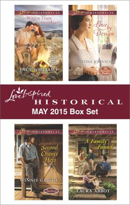 Love Inspired Historical May 2015 Box Set