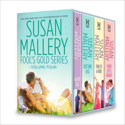 Susan Mallery Fool's Gold Series Volume Four