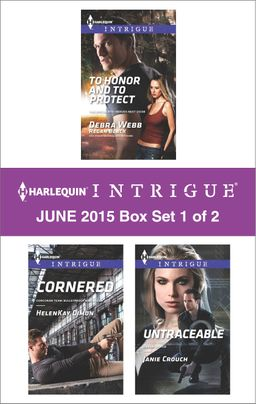 Harlequin Intrigue June 2015 - Box Set 1 of 2