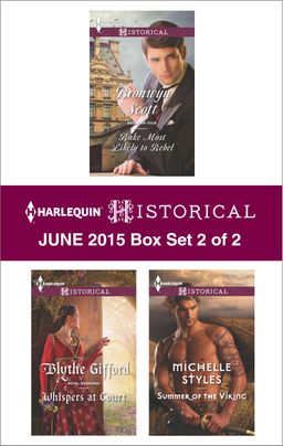 Harlequin Historical June 2015 - Box Set 2 of 2