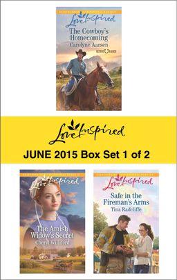 Love Inspired June 2015 - Box Set 1 of 2