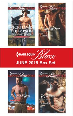 Harlequin Blaze June 2015 Box Set