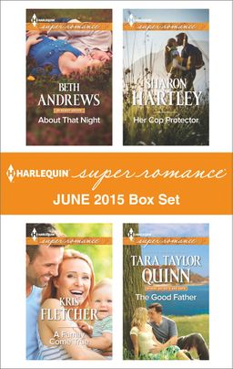 Harlequin Superromance June 2015 - Box Set