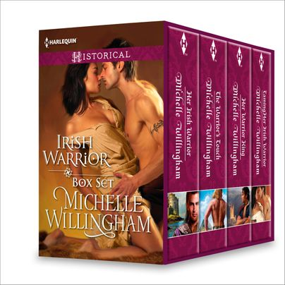 Michelle Willingham Irish Warrior Box Set