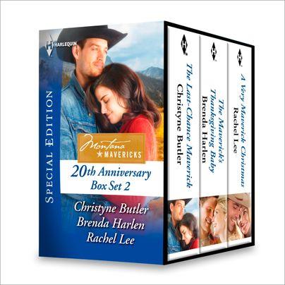 Montana Mavericks 20th Anniversary Box Set 2