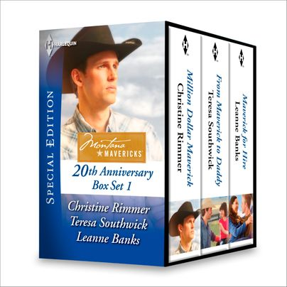 Montana Mavericks 20th Anniversary Box Set 1