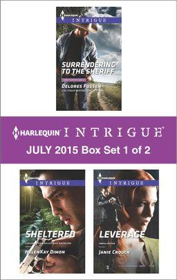 Harlequin Intrigue July 2015 - Box Set 1 of 2