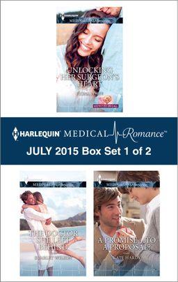 Harlequin Medical Romance July 2015 - Box Set 1 of 2