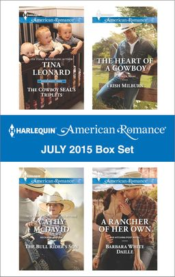 Harlequin American Romance July 2015 Box Set