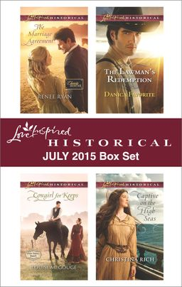 Love Inspired Historical July 2015 Box Set
