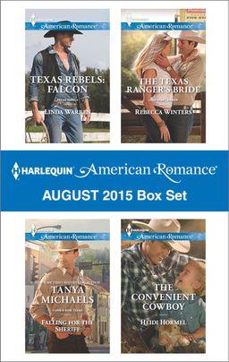 Harlequin American Romance August 2015 Box Set