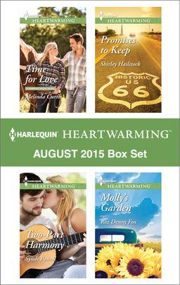Harlequin Heartwarming August 2015 - Box Set