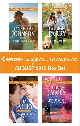 Harlequin Superromance August 2015 - Box Set