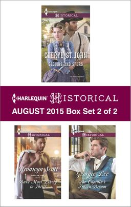 Harlequin Historical August 2015 - Box Set 2 of 2