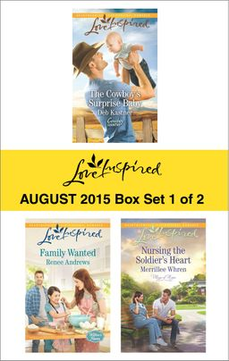 Love Inspired August 2015 - Box Set 1 of 2