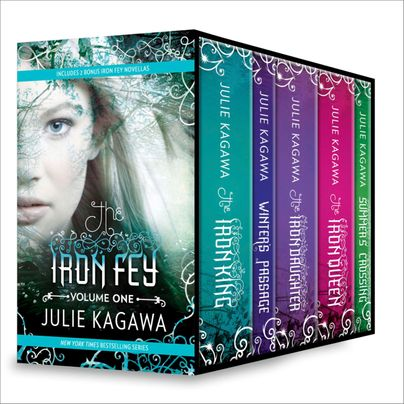 Iron Fey Series Volume 1