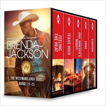 Brenda Jackson The Westmorelands Series Books 21-25