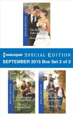 Harlequin Special Edition September 2015 - Box Set 2 of 2