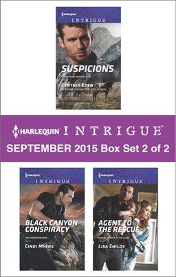 Harlequin Intrigue September 2015 - Box Set 2 of 2