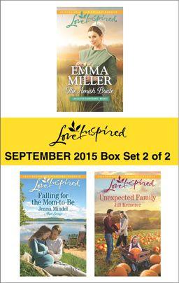 Love Inspired September 2015 - Box Set 2 of 2