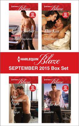 Harlequin Blaze September 2015 Box Set