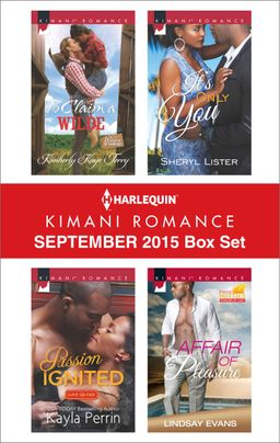 Harlequin Kimani Romance September 2015 Box Set